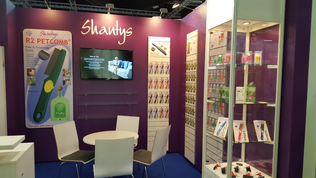 Salon Nuremberg Shanty At The Interzoo Pet Show In Nuremberg 2018 Shantys