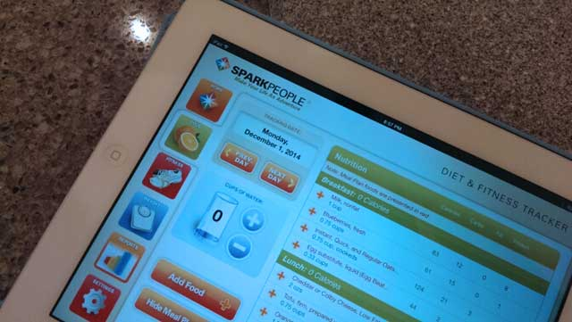Use an online food tracker for weight loss - Shape My Health