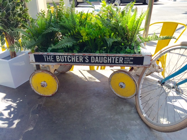 butchers daughter