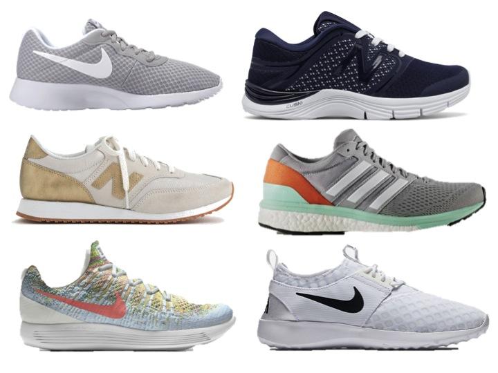 Sneaker Walking Tips