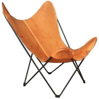 Vintage Mid-Century Butterfly Chair at 1stdibs