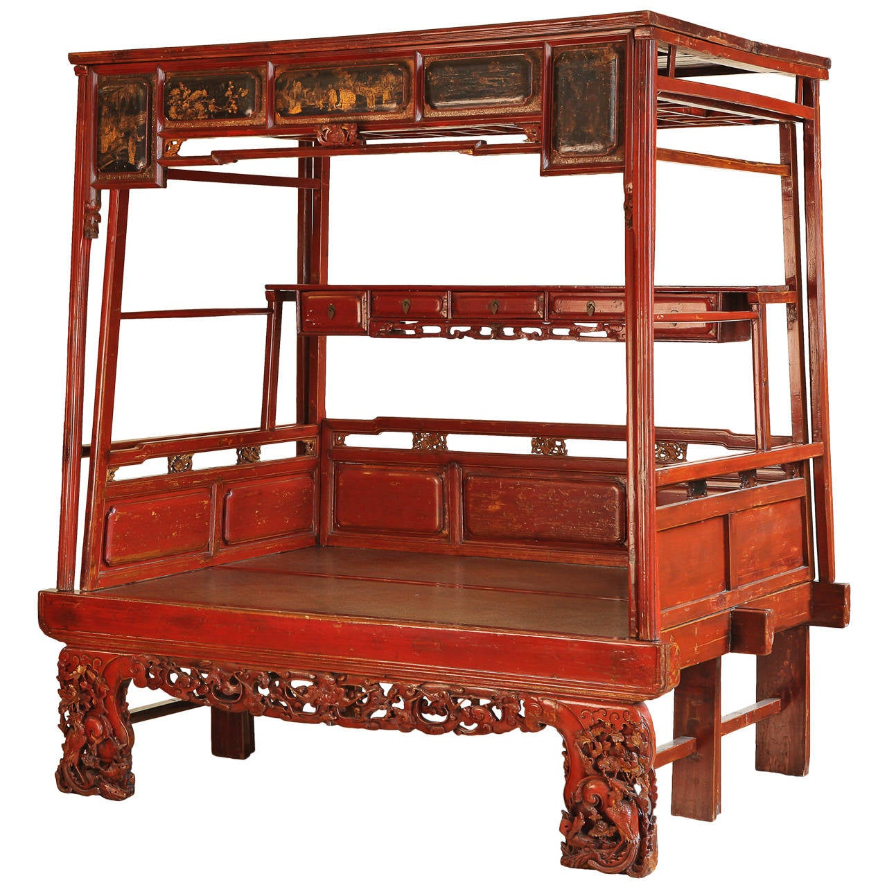 Japanese Canopy Bed 301 Moved Permanently
