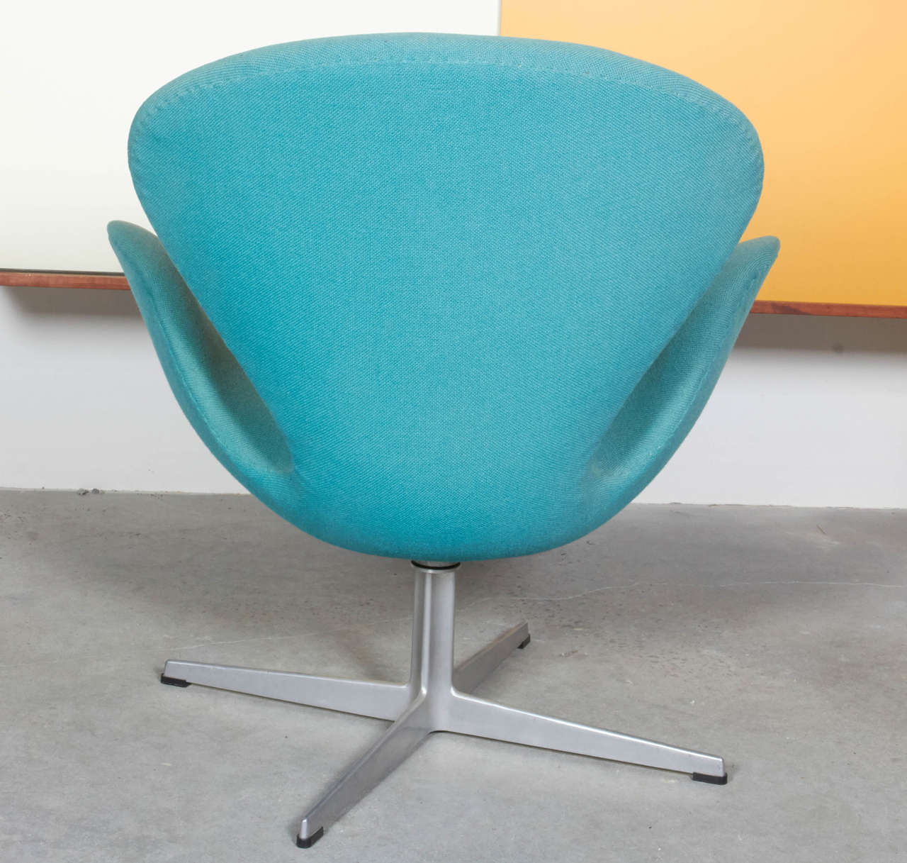 Arne Jacobsen Swan Chair Swan Chair By Arne Jacobsen, All Original 5