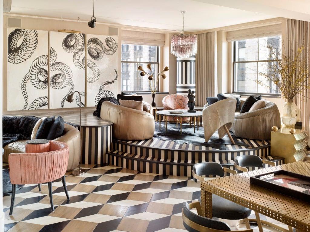 souffle sofa by kelly wearstler at 1stdibs