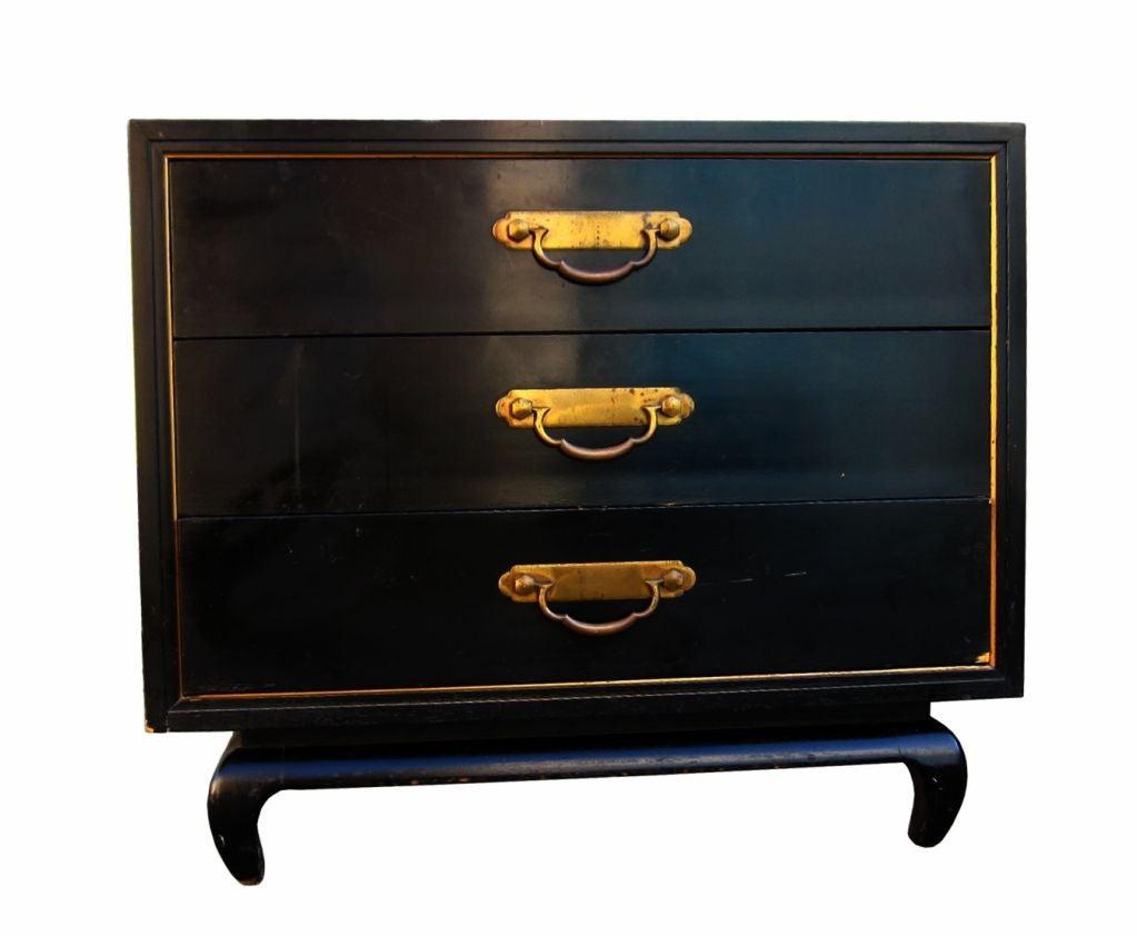 Asian style cabinet hardware