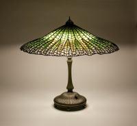 Tiffany Studios Lotus Table Lamp at 1stdibs
