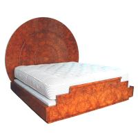 Art Deco Bed at 1stdibs