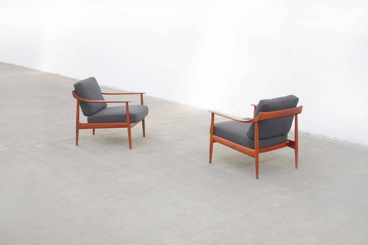 Wilhelm Knoll Sessel Wilhelm Knoll Quotantimott Quot Easy Chair Set Mid Century Modern