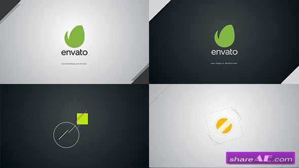 Dynamic Logo Intro - After Effects Project (Videohive) » free after