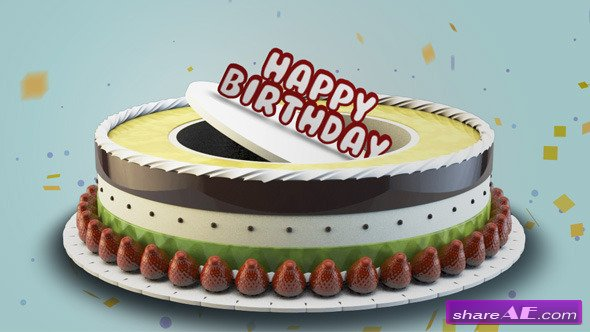 birthday » page 3 » free after effects templates after effects