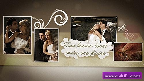 Wedding Album - After Effects Template (Motion Array) » free after - photo album templates free