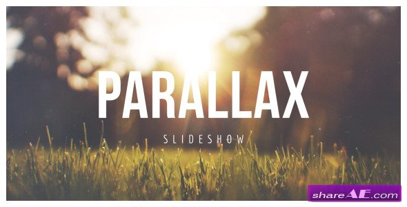 Parallax Slideshow - After Effects Project (Videohive) » free after