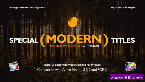Apple Motion » free after effects templates after effects intro