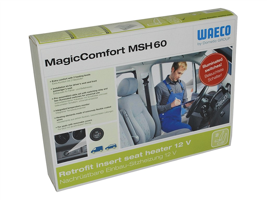 Waeco Sitzheizung Golf 6 Details About Universal Heated Seat Kit Retro Fit For Two Seats Waeco Msh 60 Da5717w