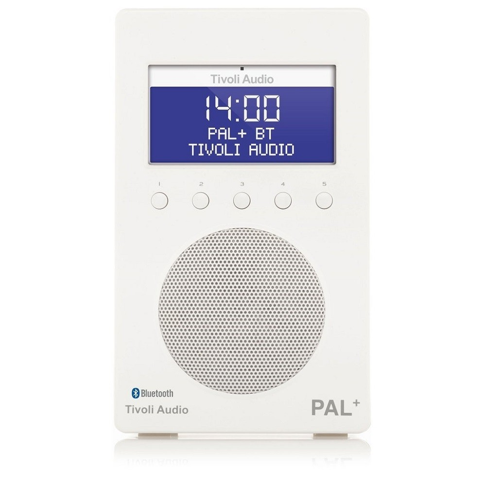 Tivoli Radio Pal Details About Tivoli Pal Bt Portable Audio Laboratory Tabletop Radio White White