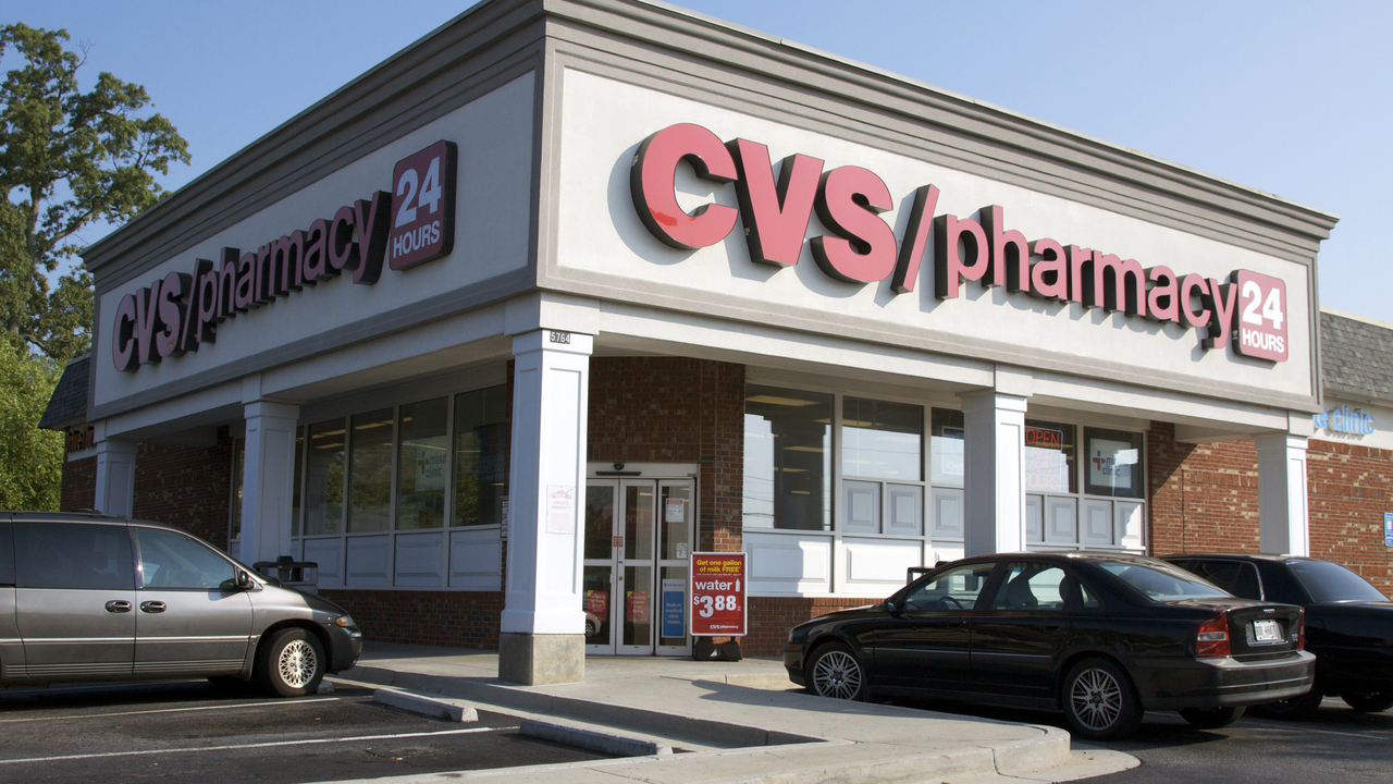 cvs buys aetna