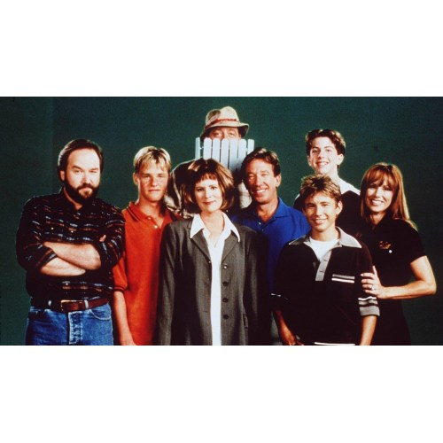 Medium Crop Of Cast Of Home Improvement