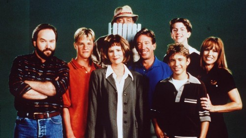 Medium Of Cast Of Home Improvement