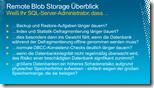 Remote Blob Storage Überblick - Weiß Ihr SQL-Server-Administrator, dass…