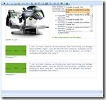 Komfortable Editoren zum Erstellen von Inhaltsseiten: Den Redakteuren bei TTS Tooltechnic steht beim Erstellen von Inhalten in der Sharepoint-Umgebung ein WYSIWYG-Editor mit integrierten HTML-Vorlagen zur Verfügung.