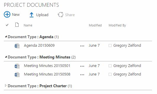 4 ways to configure SharePoint Document Library