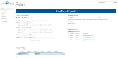 SharePoint Intranet Examples - SharePoint Maven