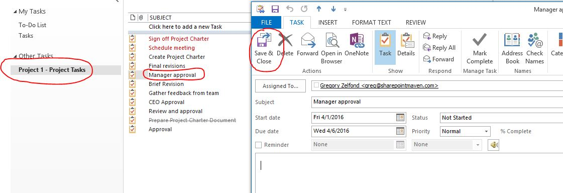 3 ways to manage tasks in SharePoint - SharePoint Maven