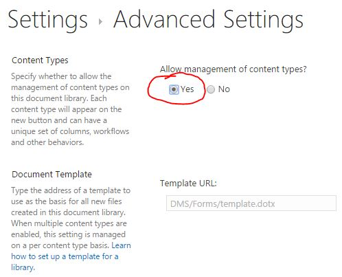 How to implement Document Management System in SharePoint using