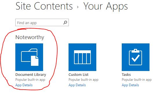Why you should never use SharePoint default document library