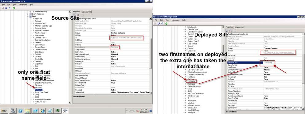 How to Fix \u2013 Publishing Site Content Deployment Error \u2013 Duplicate