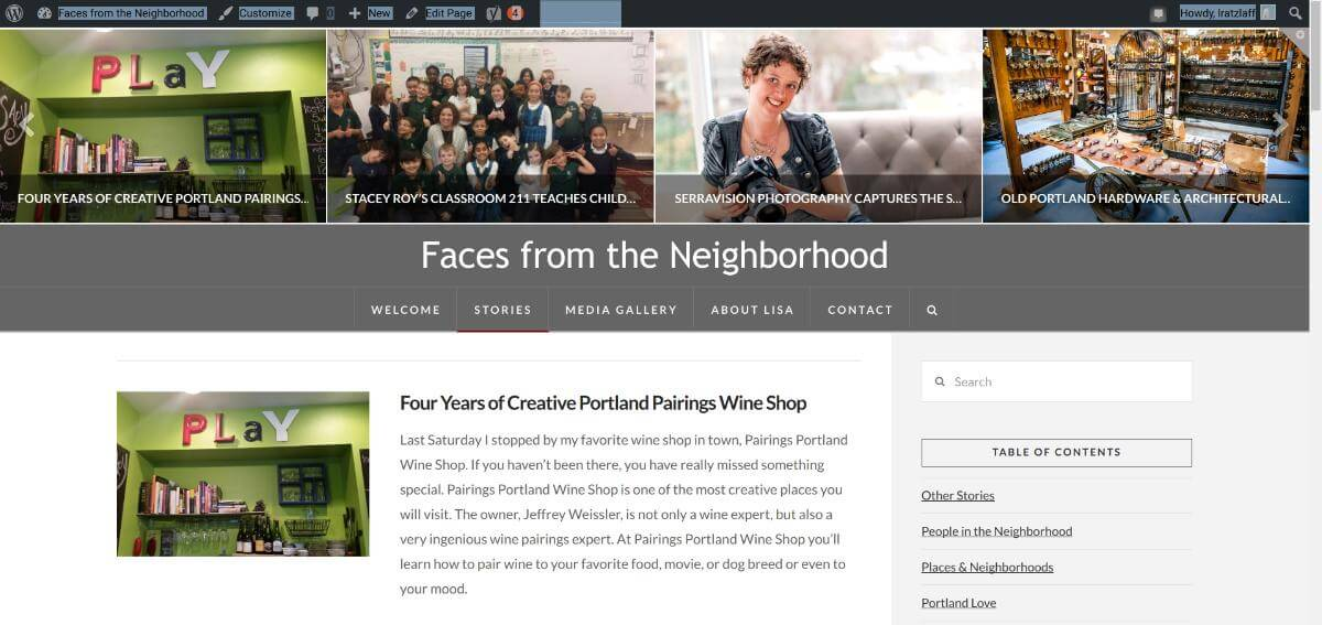Outstanding Sharepoint Website Templates Inspiration - Examples - neighborhood website templates