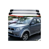 Daihatsu Terios SUV 2006-2011 Roof Rack Aero Cross Bars ...
