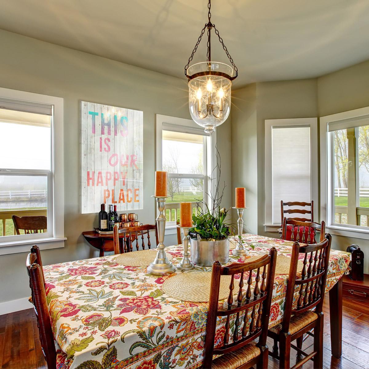 Bohemian Style Wohnzimmer