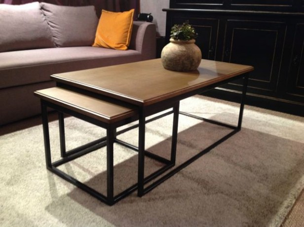Meuble Tv Boconcept Table Basse Gigogne Chene - Mobilier Design, Décoration D