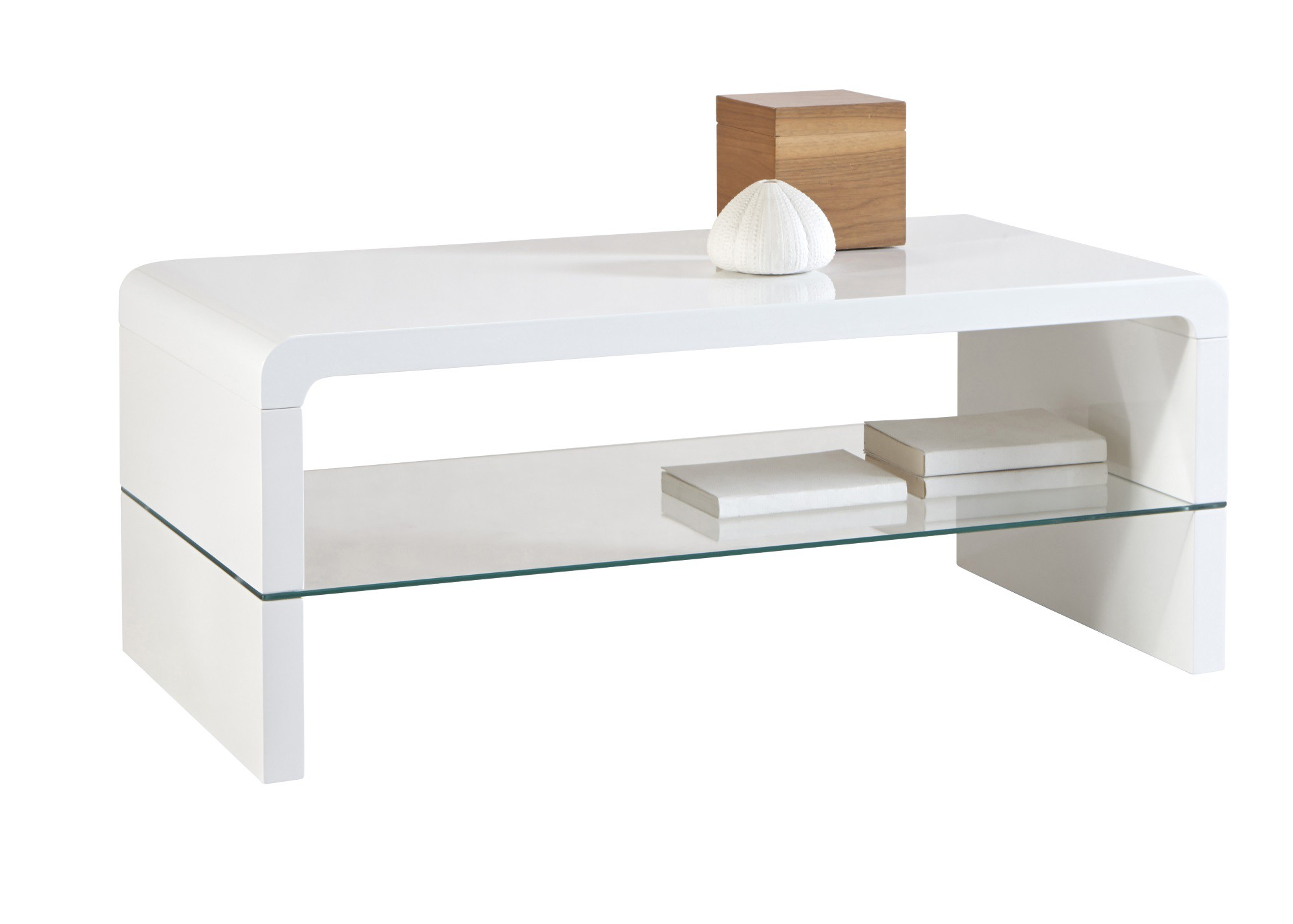 Table Basse Gigogne Blanc Table Basse Gigogne Laque Blanc Mobilier Design