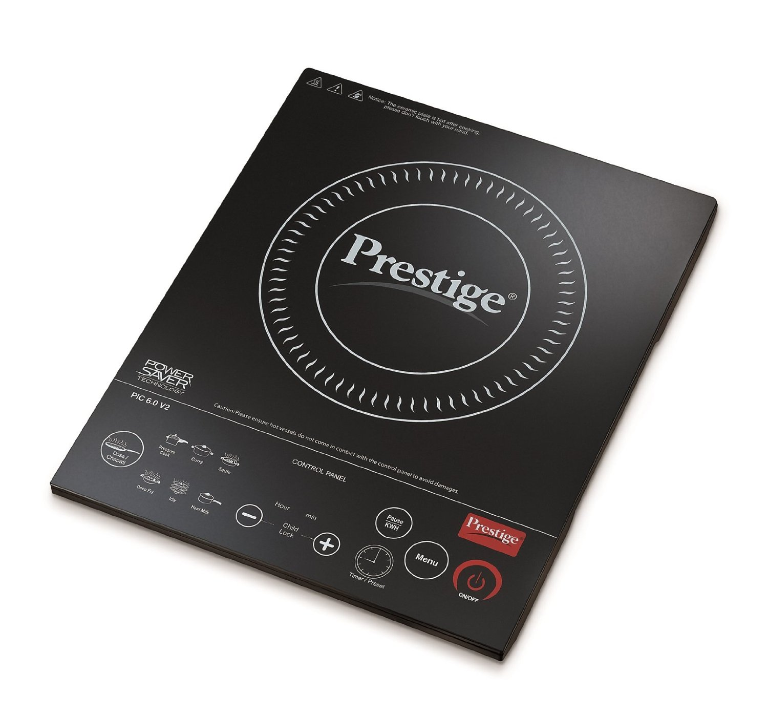 Kuche Single Stove Induction Cooktop Prestige Pic 6 V2 2000 Watt Induction Cooktop