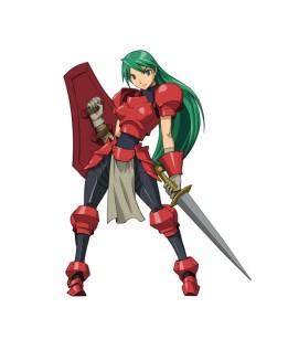 Serena Corsair Guardian Heroes