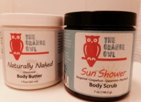 Bathing Beauties: Soap bars, Scrubs, and Body Butters