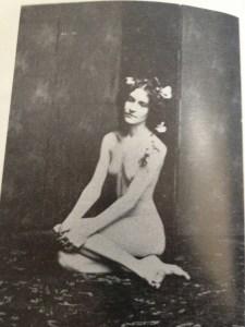 Nude model. Rye (1905)