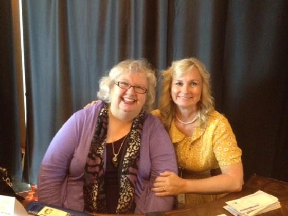 Liz Curtis Higgs and Sharon Glasgow
