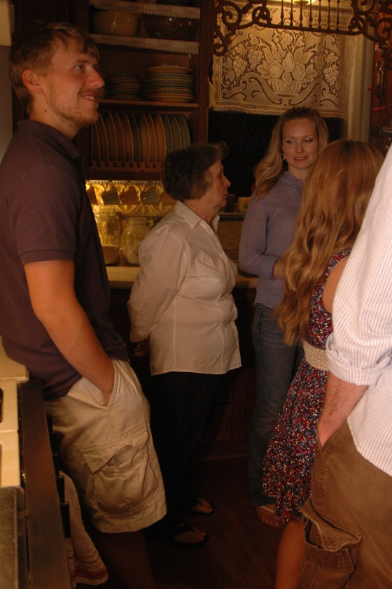 Grandma Shanaberger, Heather and Jake