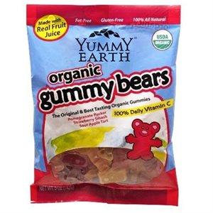 organic candy