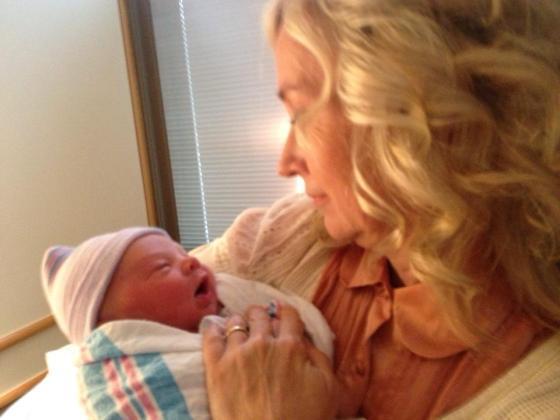 Hudson James Curry born  11/16/14 9.1lbs Isn't he beautiful!