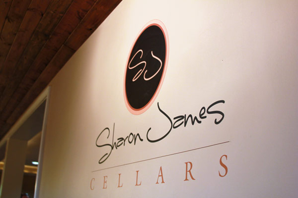 Sharon James Cellars