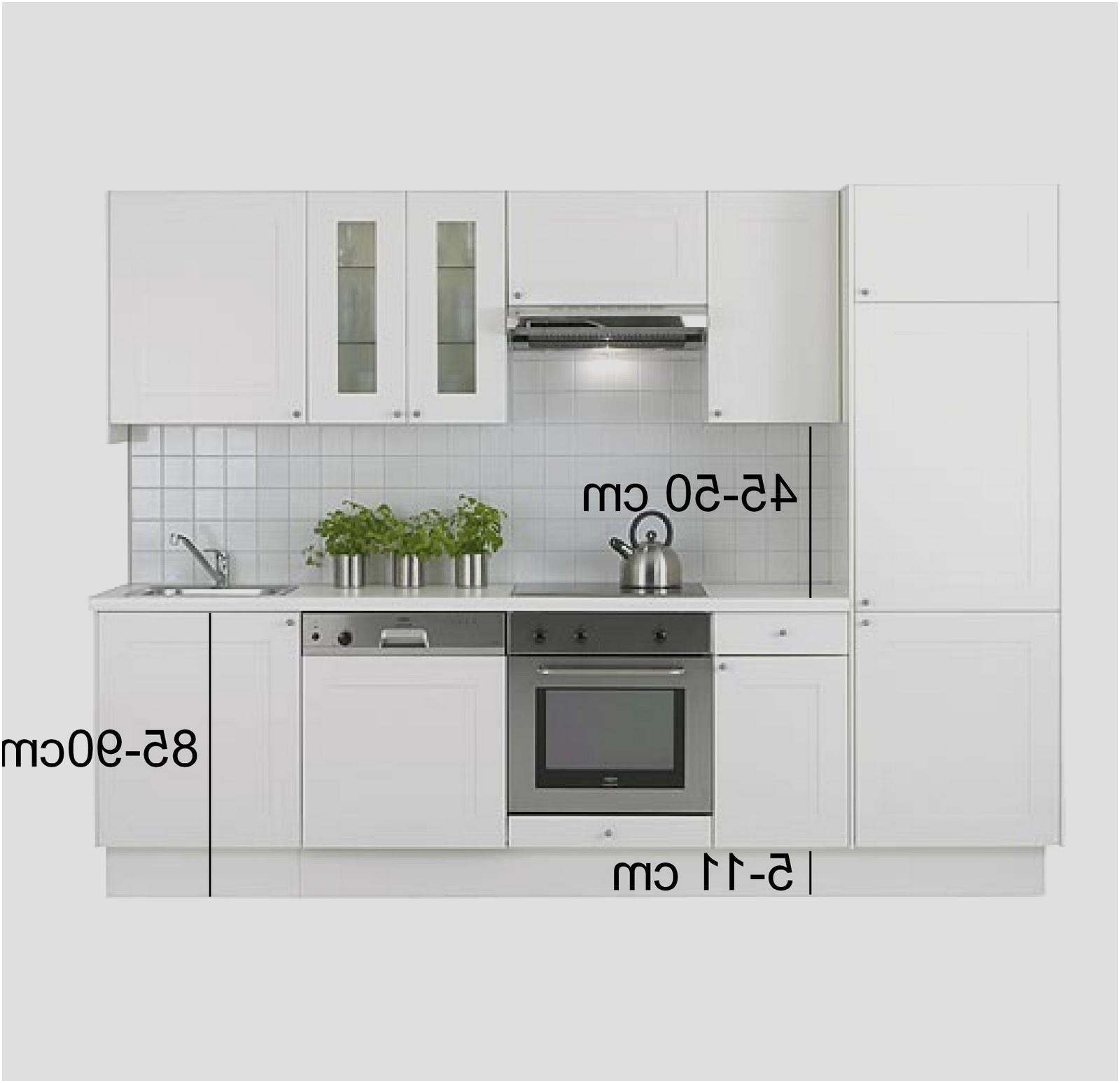 Muebles De Cocina Estandar | Cocina De Induccion Medidas