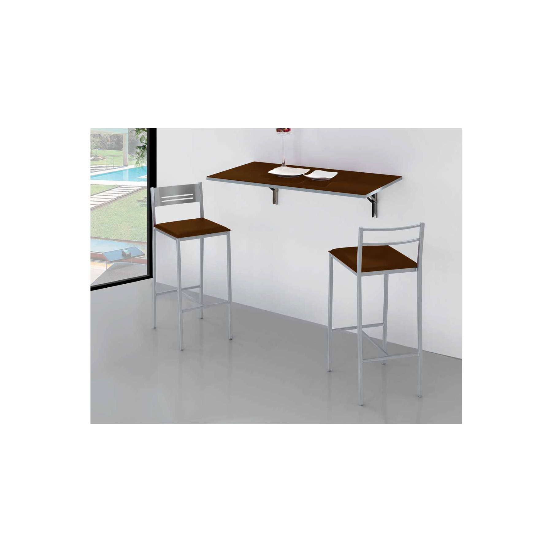 Mesas Plegables De Pared Mesa Plegable Pared Cocina Ffdn Mesa De Cocina De Pared Plegable