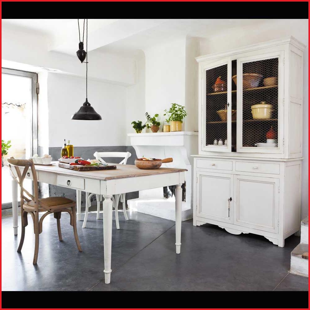 Mesa Cocina Blanca Y Madera | Cocina Blanca Y Gris Mesa