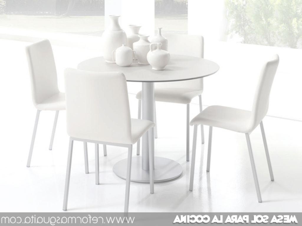 Mesas Redondas Para Cocinas | Increíble Mesas Redondas De Diseño ...