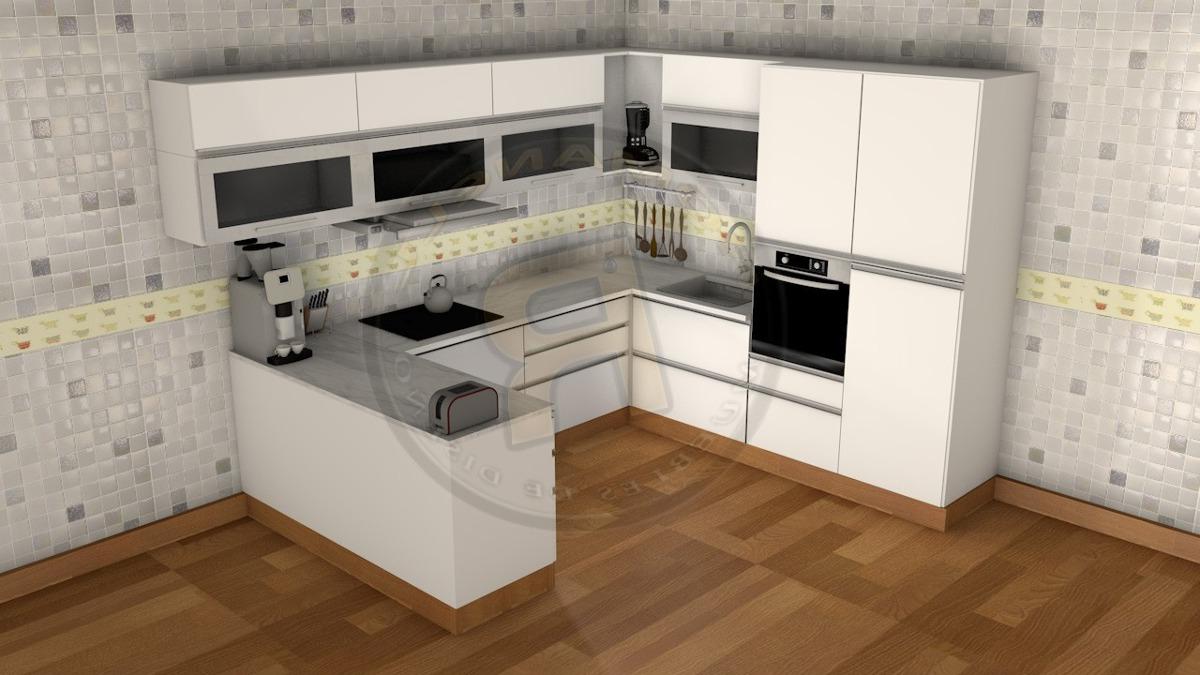 Marcas De Muebles De Cocina | Sistemas De Apertura Para Muebles ...