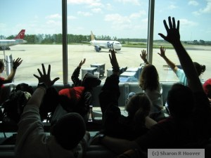 Airport Wave